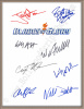 Blades Of Glory Signed Script