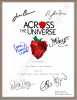 Across The Universe Signed Script