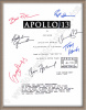 Apollo 13 Signed Script