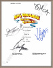 Big Trouble In Little China Signed Script