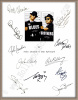 Blues Brothers Signed Script