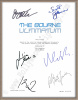 Boune Ultimatum Signed Script